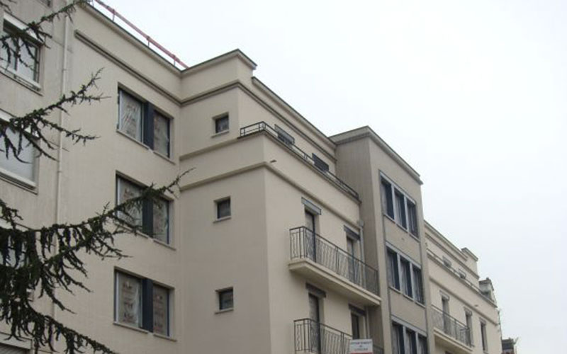 17 logements, rue Michelet (Paris)